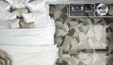 HEXTANGRAM FABRIC -